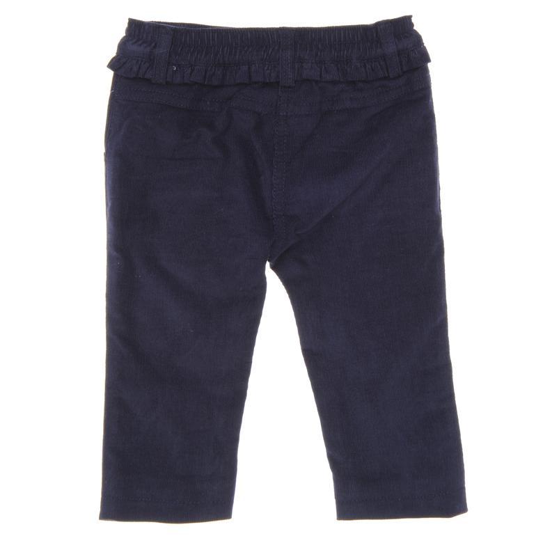 Kız Bebek Kadife Pantolon 18221071100
