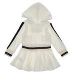 Kız Çocuk Kadife Elbise 18226066100