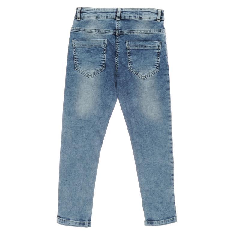 Kız Çocuk Kot Pantolon 18221014100