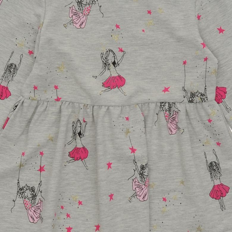 Kız Çocuk Örme Elbise 18226050100