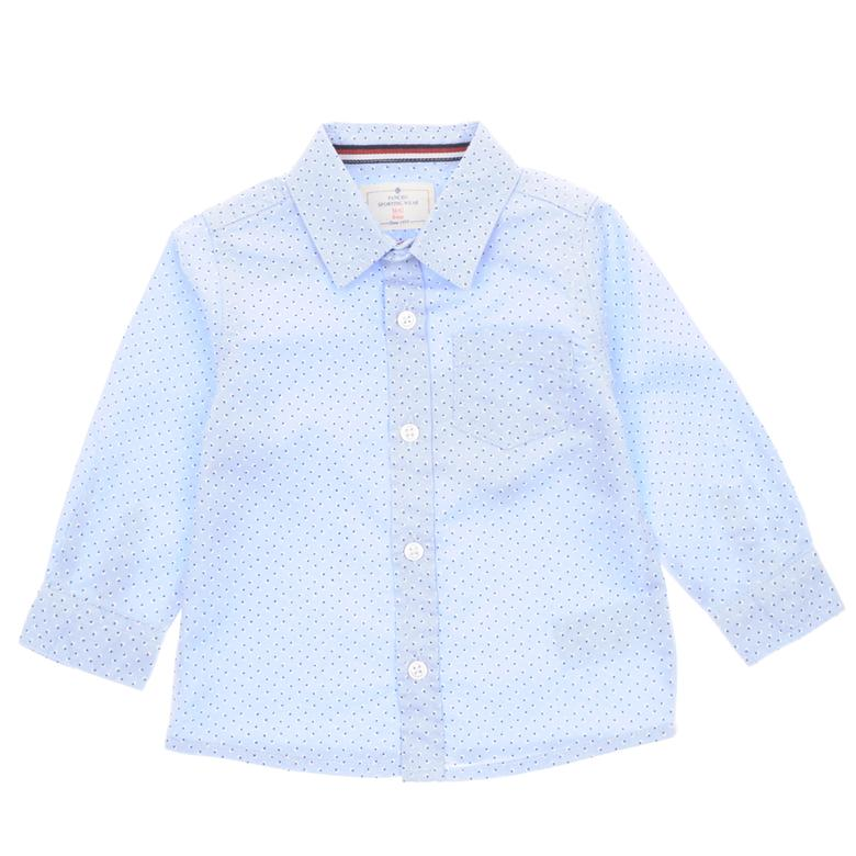 Erkek Bebek Gömlek 1721293100