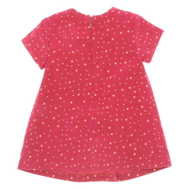 Kız Bebek Kadife Elbise 1722675100