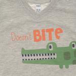 Erkek Bebek V Yaka T-Shirt 19117091100