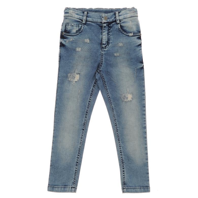Erkek Çocuk Kot Pantolon 19111007100
