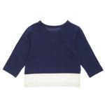 Erkek Bebek Uzun Kollu T-shirt 19116095100