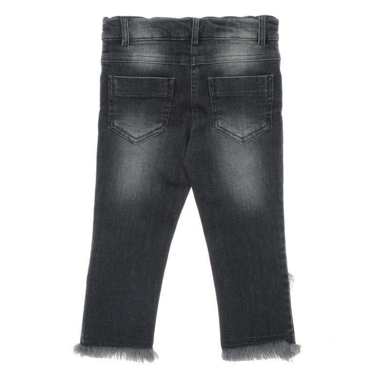 Kız Çocuk Kot Pantolon 19121053100