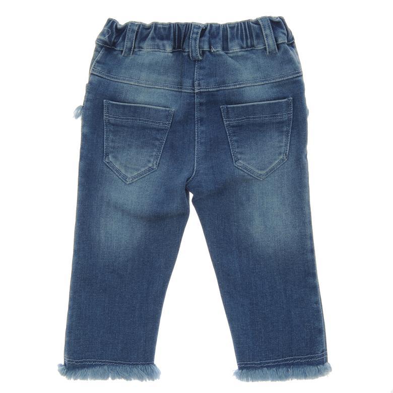 Kız Bebek Kot Pantolon 19121093100
