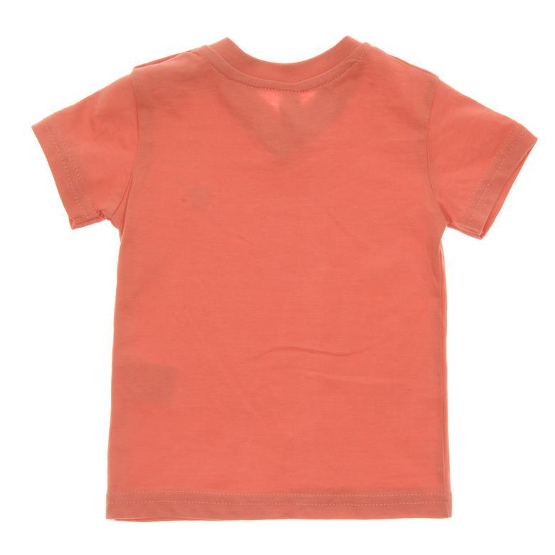 Erkek Bebek Basic V Yaka T-Shirt 1611774100
