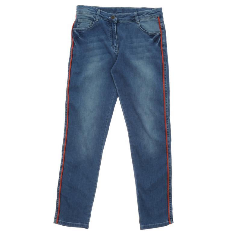 Kız Çocuk Denim Pantolon 1812104100