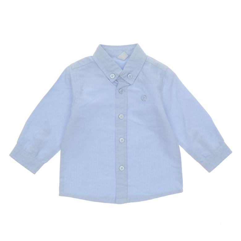 Erkek Bebek Oxford Gömlek 1611297100