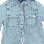 Kız Çocuk Denim Gömlek 1522252100