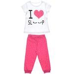 Kız Çocuk Pijama 1615257100
