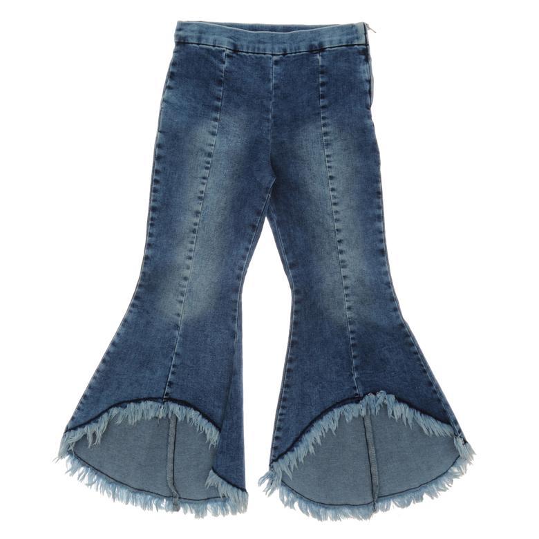 Kız Çocuk Kot Pantolon 1812105100