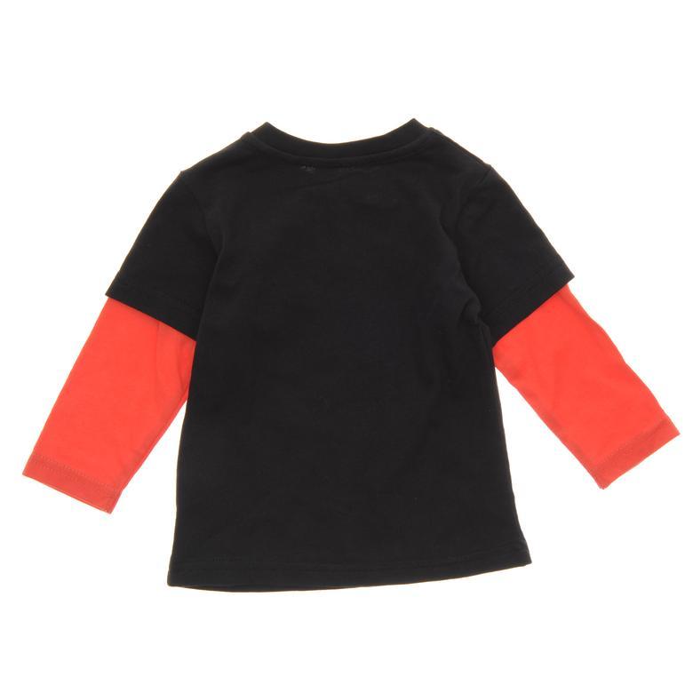 Erkek Bebek Uzun Kollu T-shirt 1811690100