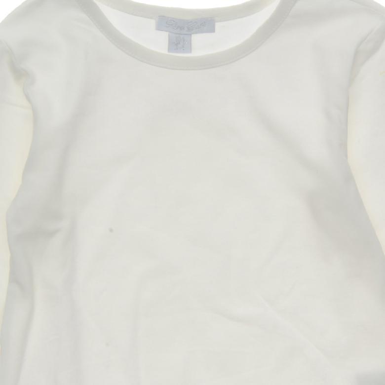 Kız Çocuk Basic Uzun Kollu Body 9934350100