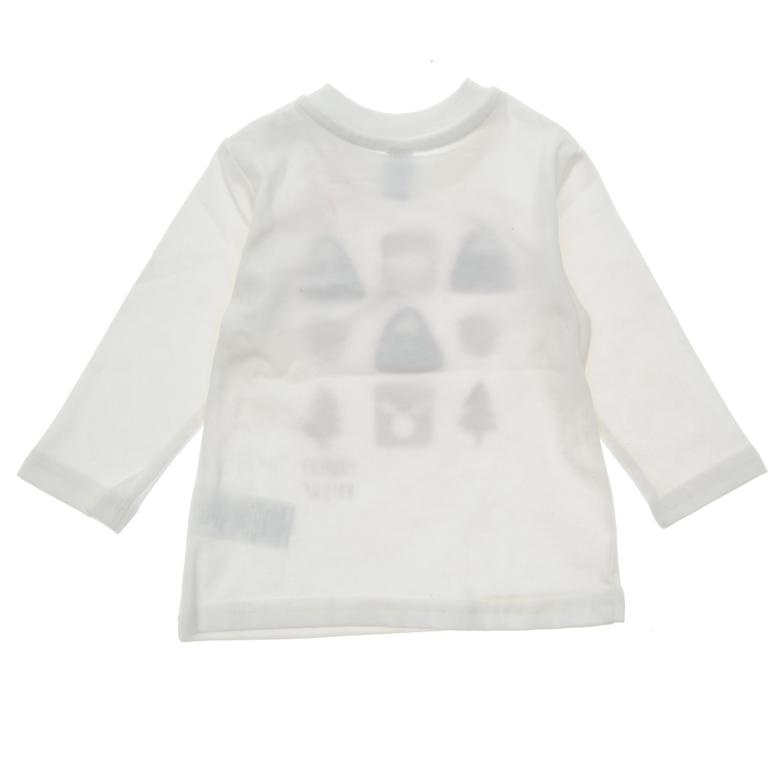 Erkek Bebek Uzun Kollu T-shirt 18216084100