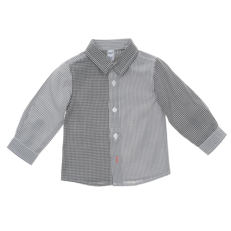 Erkek Bebek Uzun Kollu Gömlek 19112090100