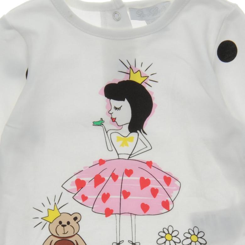 Kız Bebek Sweatshirt 1813190100
