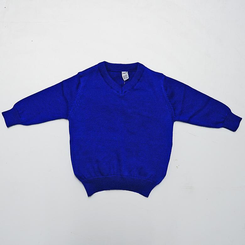 Erkek Bebek Basic V Yaka Kazak 9930990100