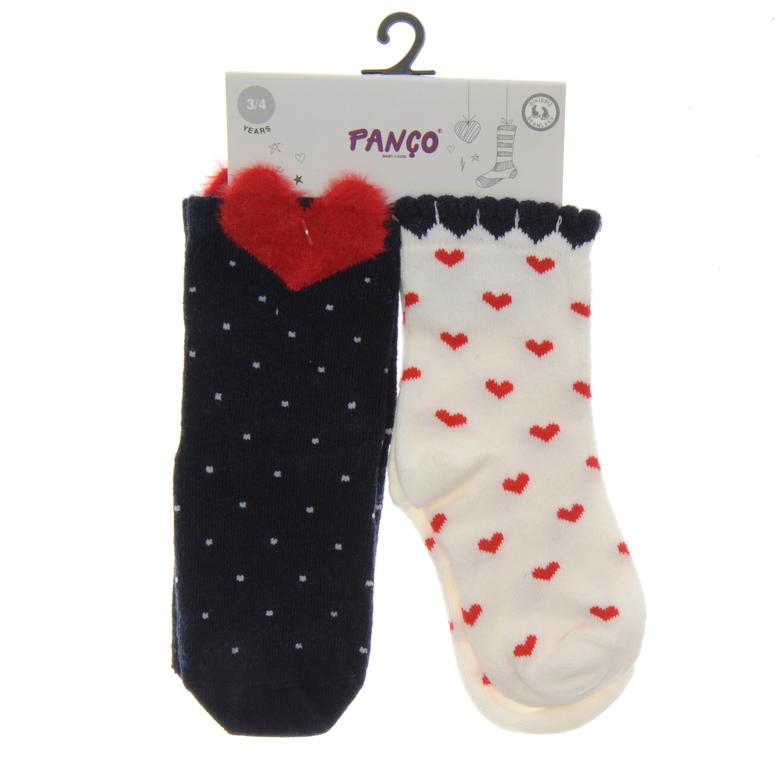 Kız Bebek 2 li Çorap 18236012108