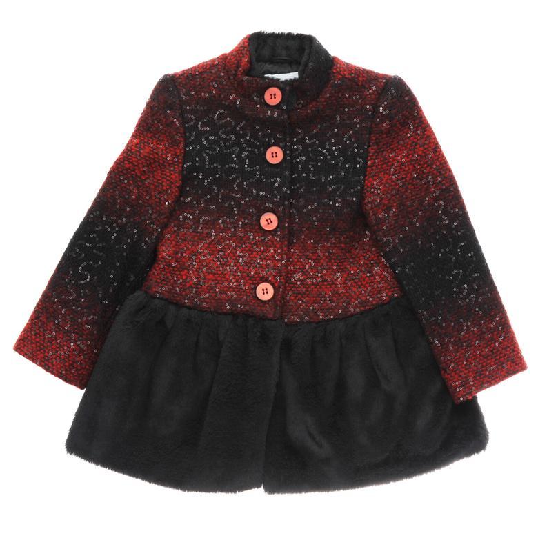 Kız Çocuk Manto 18240055100