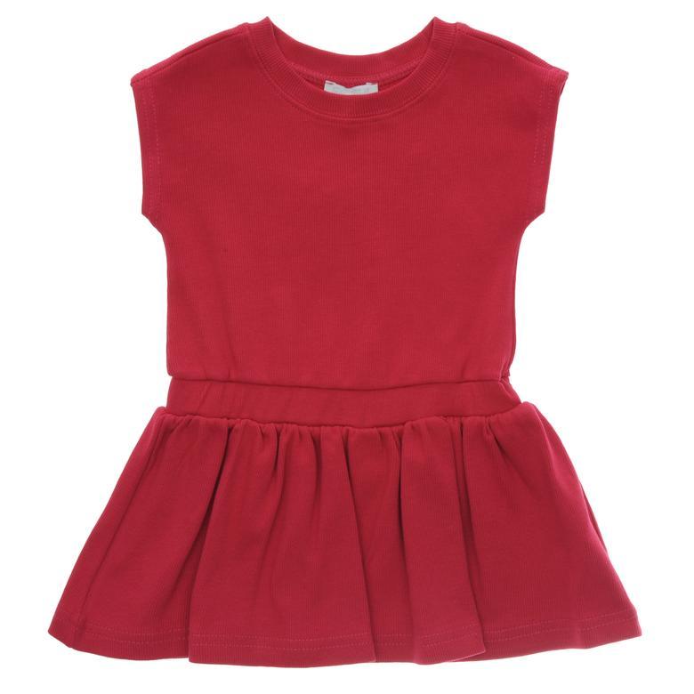 Kız Çocuk Örme Elbise 19126269100