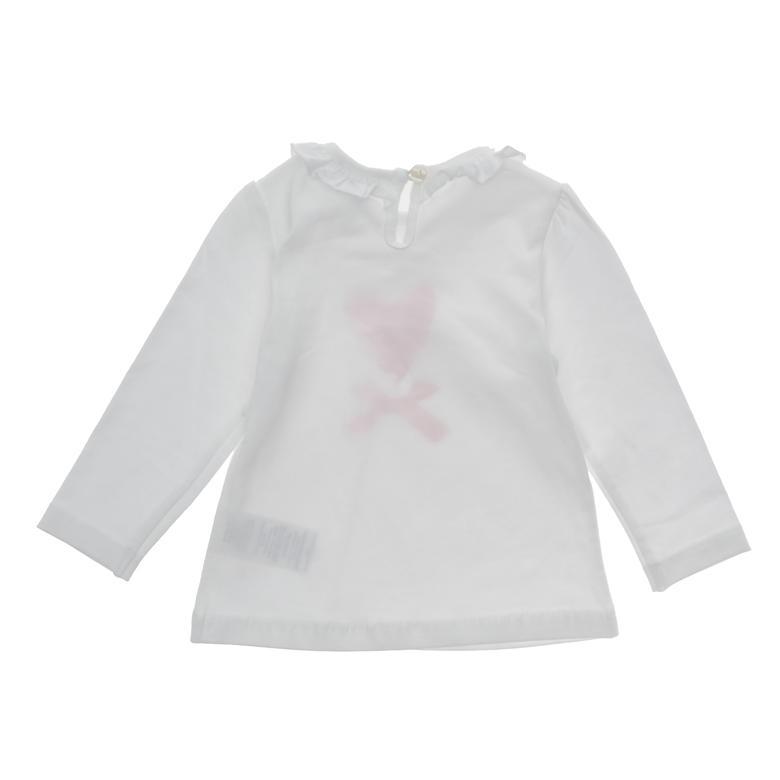 Kız Bebek Uzun Kollu T-shirt 19131090100