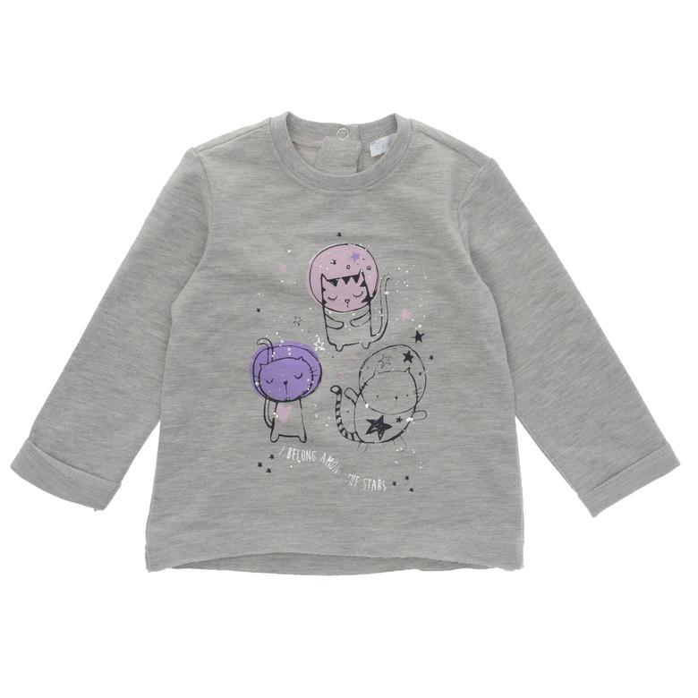 Kız Bebek Sweatshirt 19131093100