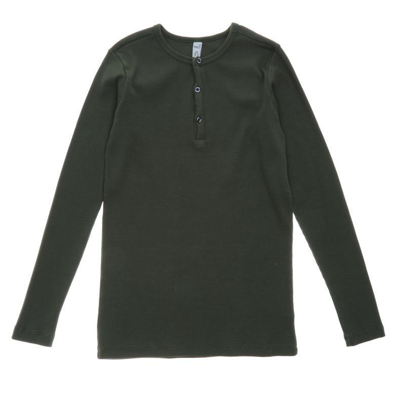 Uzun Kollu T-shirt 19116011100