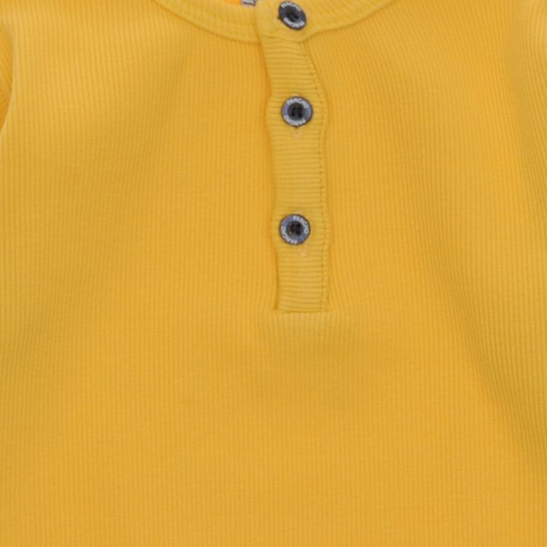 Uzun Kollu T-shirt 19116061100