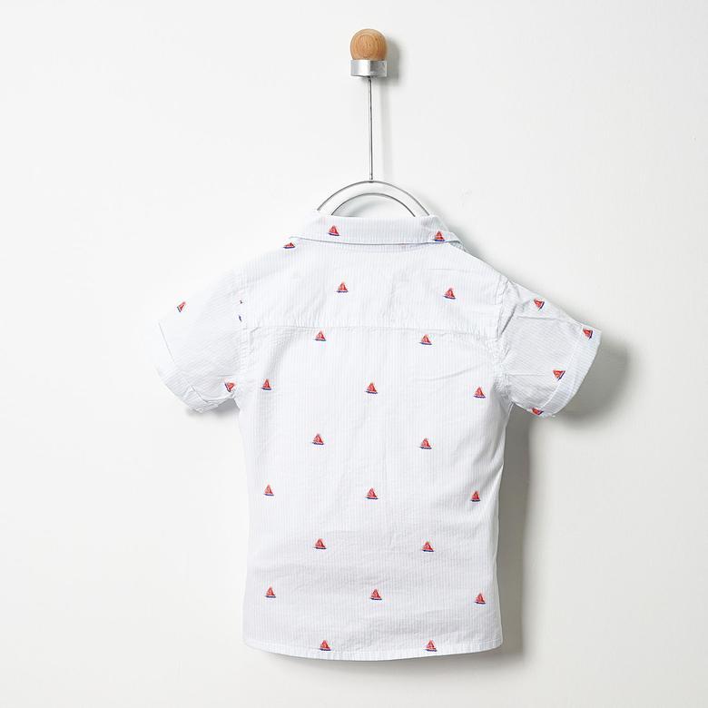 Kısa Kollu Gömlek 19112080100