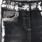 Denim Pantolon 19121096100