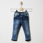 Kız Bebek Denim Pantolon 19121091100