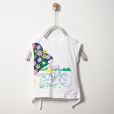Kız Çocuk T-Shirt 19130057100