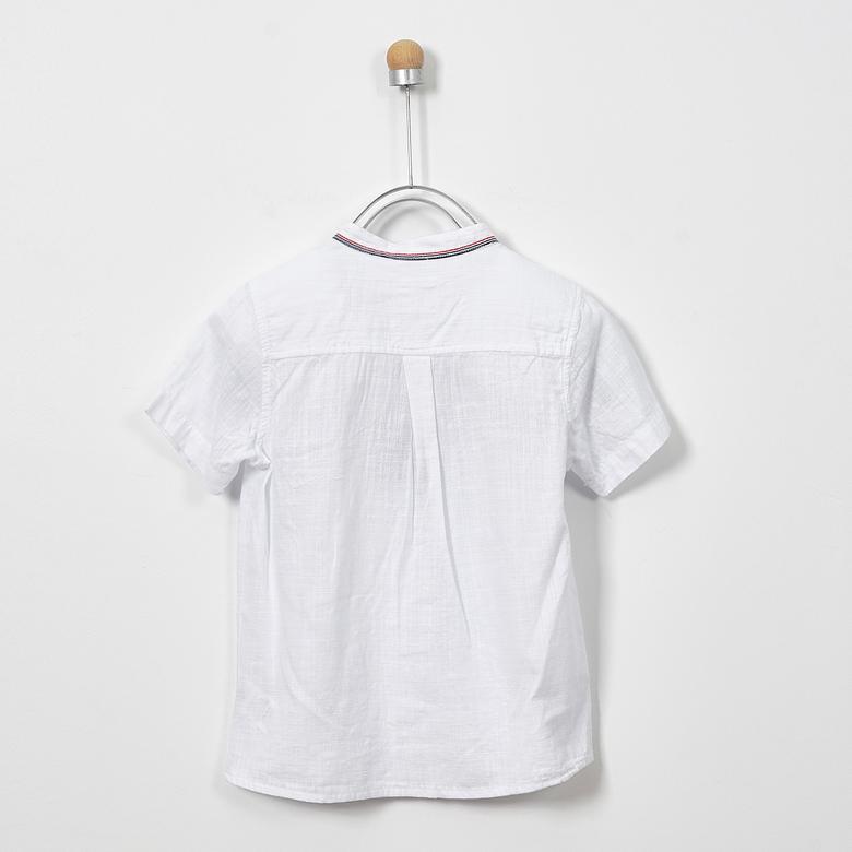 Kısa Kollu Gömlek 19112002100