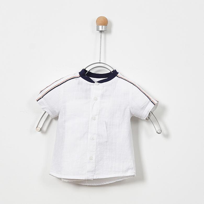 Kısa Kollu Gömlek 19112082100