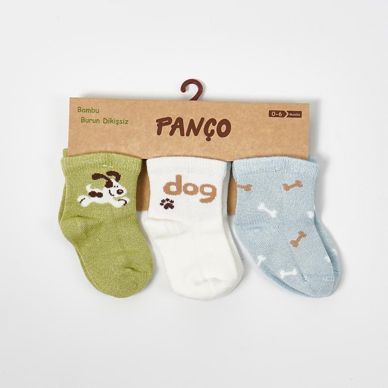 Erkek Bebek 3 lü Çorap 19136097108