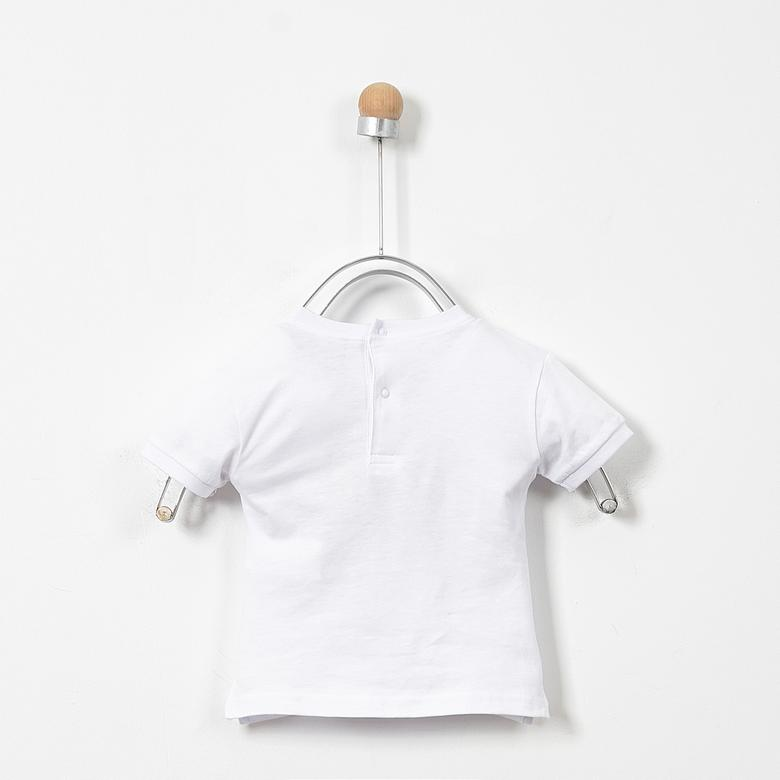 Kısa Kollu T-shirt 19217091100