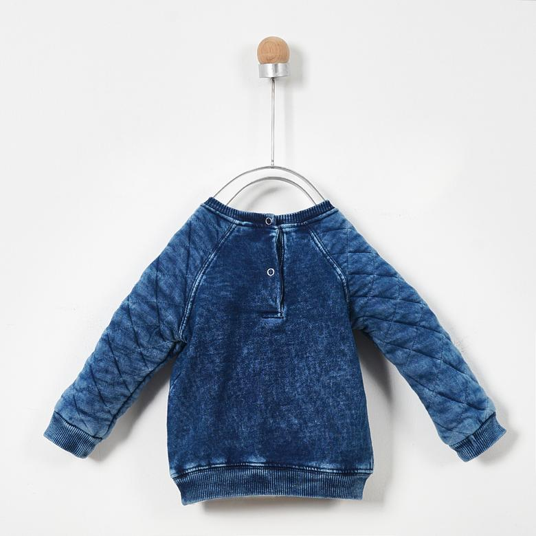 Erkek Bebek Sweatshirt 19216093100