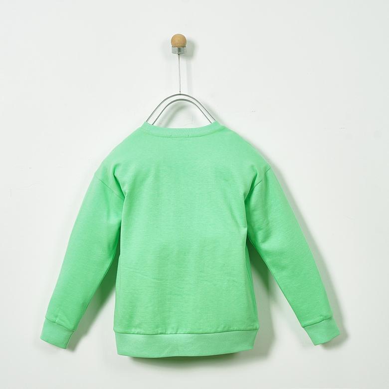 Kız Çocuk Sweatshirt 19231105100