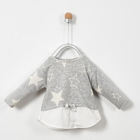 Kız Bebek Sweatshirt 19231082100