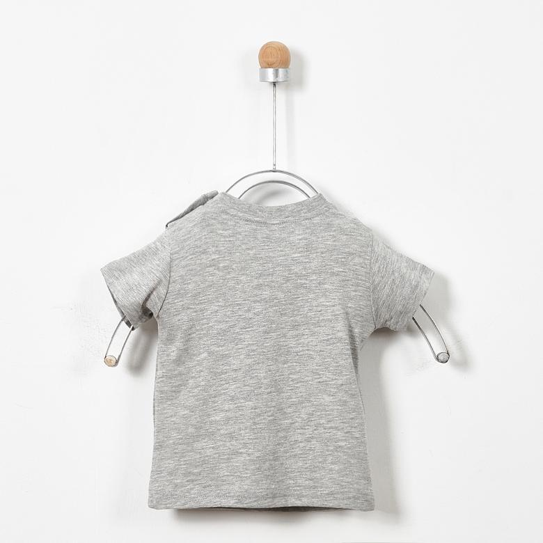 Kısa Kollu T-shirt 19217093100