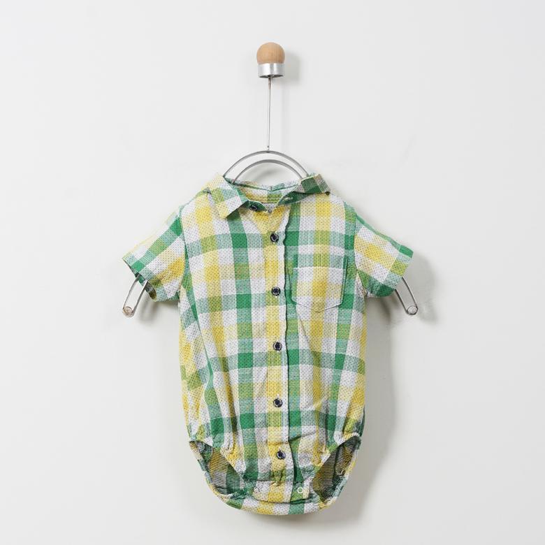 Erkek Bebek Body Gömlek 19112084100