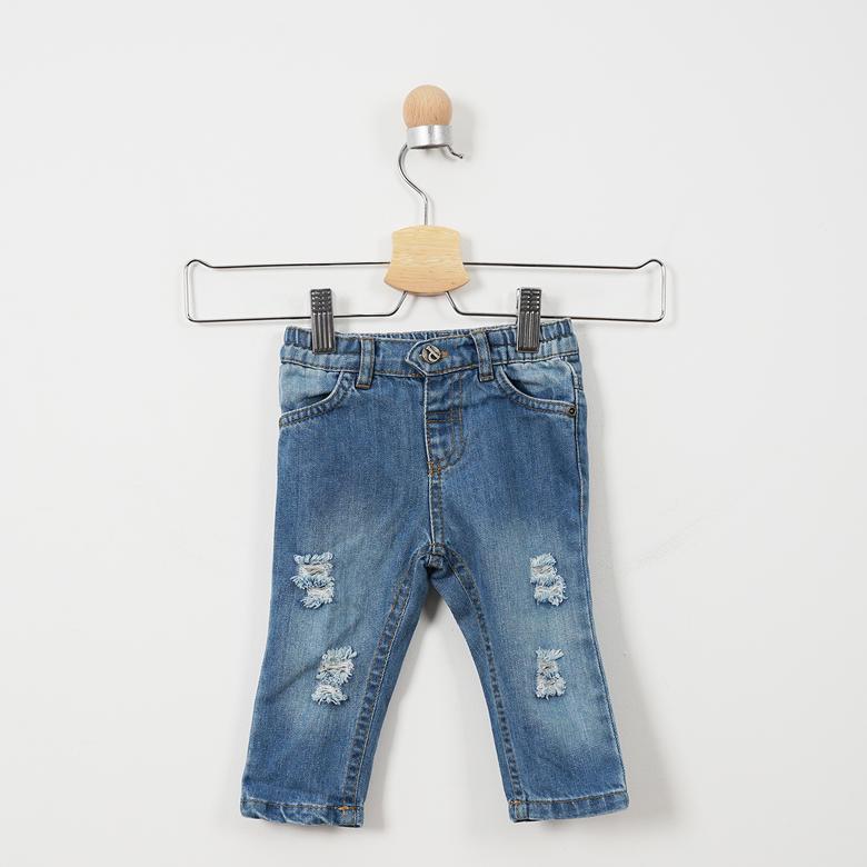 Erkek Bebek Denim Pantolon 1811188100