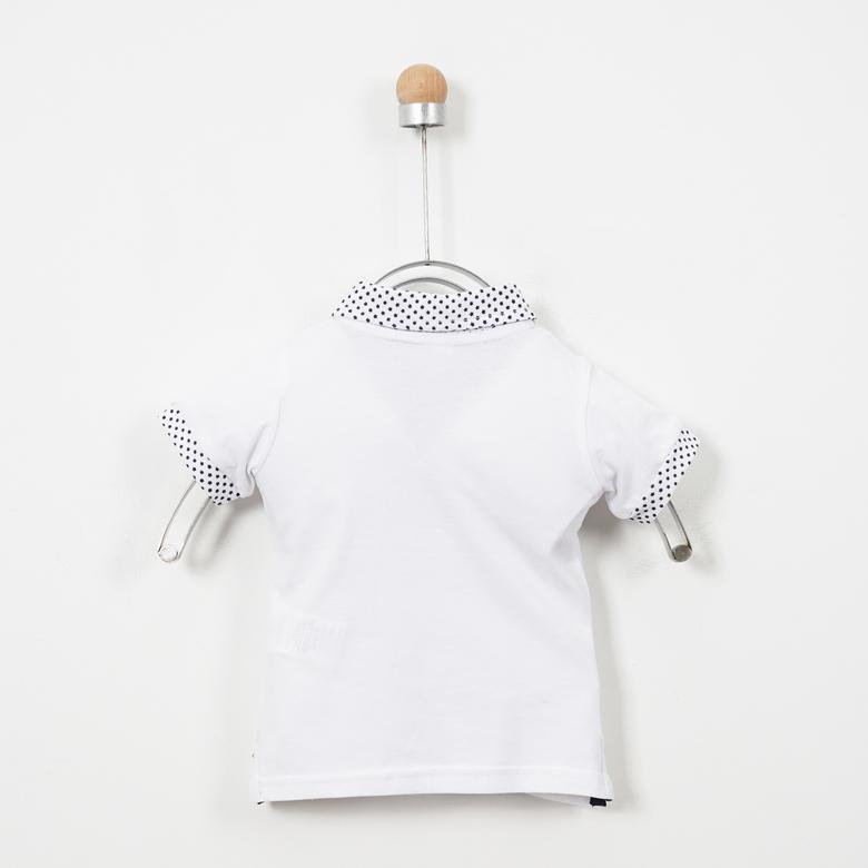Erkek Bebek Yakalı T-Shirt 1811779100