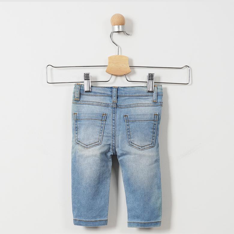 Erkek Bebek Basic Denim Pantolon 9931192100