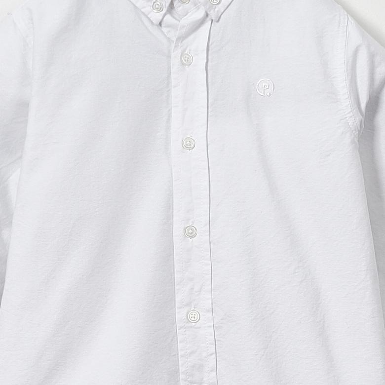 Erkek Çocuk Basic Oxford Gömlek 9931202100