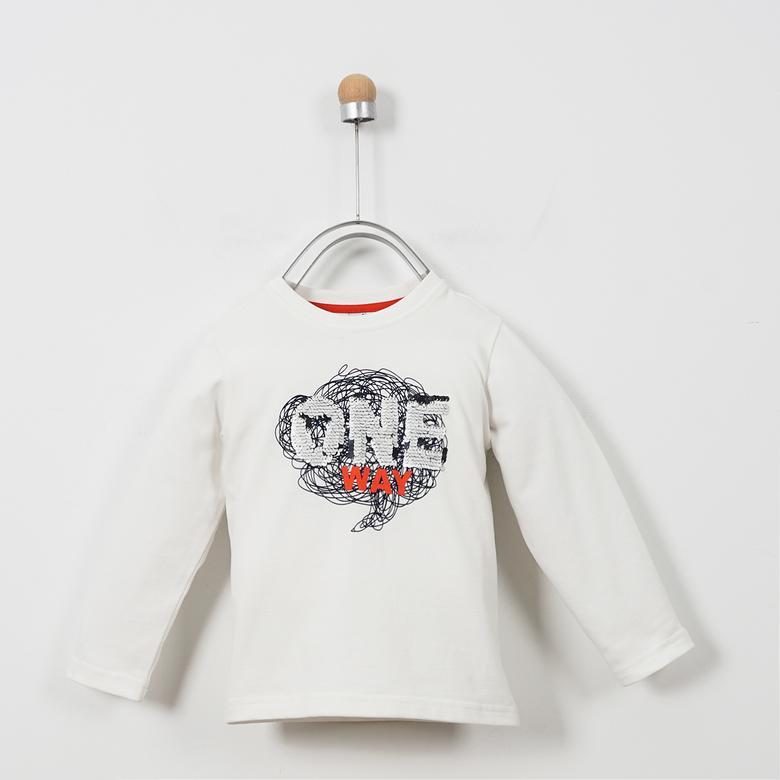 Uzun Kollu T-shirt 19217161100
