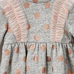 Kız Bebek Örme Elbise 19226087100