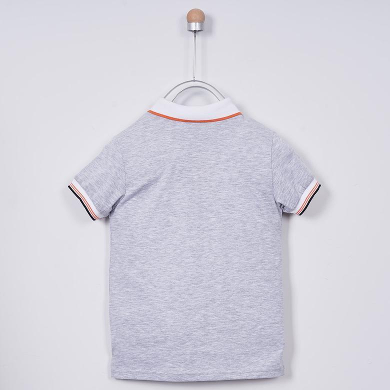 Erkek Çocuk Yakalı T-Shirt 1711718100